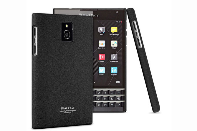 BlackBerry Passport IMAK Case bei Gadgetking.de
