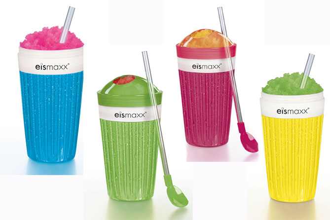 Slush Ice Becher 10.99 Euro